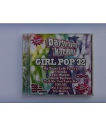 CD  PARTY TYME KARAOKE   GIRL POP 32       2018  SYBERSOUND RECORDS  - $7.67