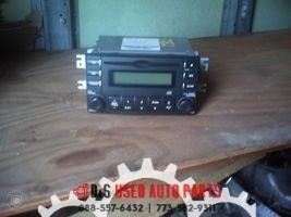 2007 2008 2009 KIA SPECTRA RADIO AM,FM, STEREO-CD PLAYER