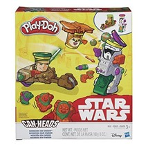 Play-Doh Star Wars Mission on Endor Featuring Can-Heads Modeling Set of 3 - $14.99