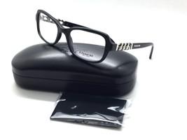 Neuf Coach HC 6075Q 5002 Noir Lunettes Authentique Rx Hc6075q 50-18 W/ Case - $59.97