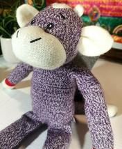 "Purple Sock Cow Ganz In-Stitches Stuffed  13"" Stuffed Animal Soft Toy Plush - $212,52 MXN"
