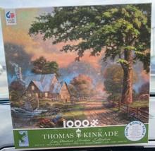 Thomas Kinkade Simpler Times II 1000 Piece Ceaco Puzzle - $21.53