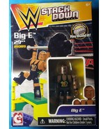 WWE Wrestling Stack Down Toys Big E--classic version - $2.96