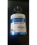 OMAPURE Pharmaceutical Grade Omega-3 Fish Oil (1 Bottle; 120 softgels) - $27.51