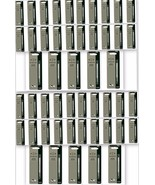 50 x Parker Quink Flow BallPoint Ball point Pen Refills BallPen Black Fi... - $66.99