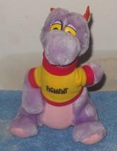 Vintage Walt Disney World Exclusive Epcot Figment Plush toy - $10.63
