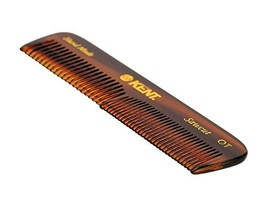 Kent OT The Hand Made Comb Coarse/Fine for Men, 4 Inch, 1 Ounce - $11.38