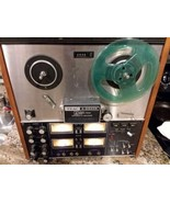 Teac A-2340R Reel to Reel Auto Reverse 4 Channel.  - $336.60