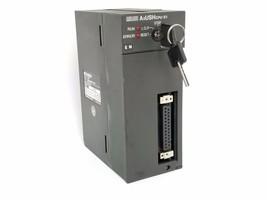 MITSUBISHI MELSEC A2USHCPU-S1 CPU UNIT A2USHCPUS1, MAX 30KSTEP W/ KEYS