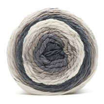 Caron Chunky Cakes Self Striping Yarn Rice Pudding - $29.27