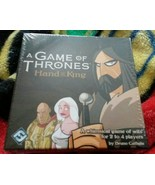 A Game of Thrones - The Hand of the King Card Game Fantasy Flight New Se... - $5.00