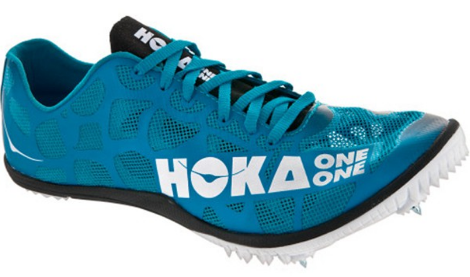 Hoka One One Rocket MD Size 7.5 M (B) EU 39 1/3 Women's Track Running Shoes Blue