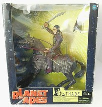 Planet of the Apes THADE with Battle Steed Action Figure - Hasbro, 2001 ... - $32.26