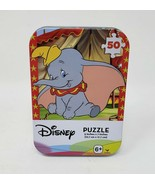Spinmaster Disney Dumbo - 50 pc Puzzle in Tin - New - $7.99