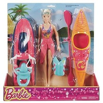 Barbie On-The-Go Watercraft and Kayak Set - $66.31