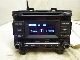 15 2015 Hyundai Sonata Radio Cd MP3 Player 96170-C20004X NOV18 - $41.58