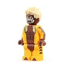 Super Heroes - Building Block Figures Toys Children PG034 - $0.99