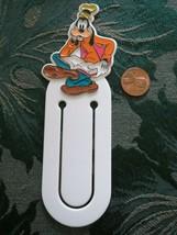 "Goofy Disney Book Mark Vintage Hard Plastic 5 1/2"" Page Holder Vintage USA - $4.95"