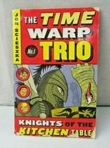 Time Warp Trio: Knights of the Kitchen Table No. 1 by Jon Scieszka 1998 - $4.00