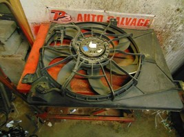 07 08 11 12 10 09 Kia Rondo oem 2.4 radiator cooling fan motor shroud as... - $39.59