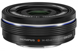 Olympus M.Zuiko Zoom Lens for Micro Four Thirds, 14-42mm f/5.6 3x Optical - $299.99