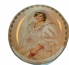 Princess Diana Collectors Plate Bradford Exchange Peoples Queen Our Hear... - $29.65