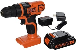 Cordless Drill/Driver Compact and Lightweight - $81.17