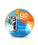 Motorola Go Phone C series C168i - Silver (AT&T) No Contract Pay as You ... - $40.16