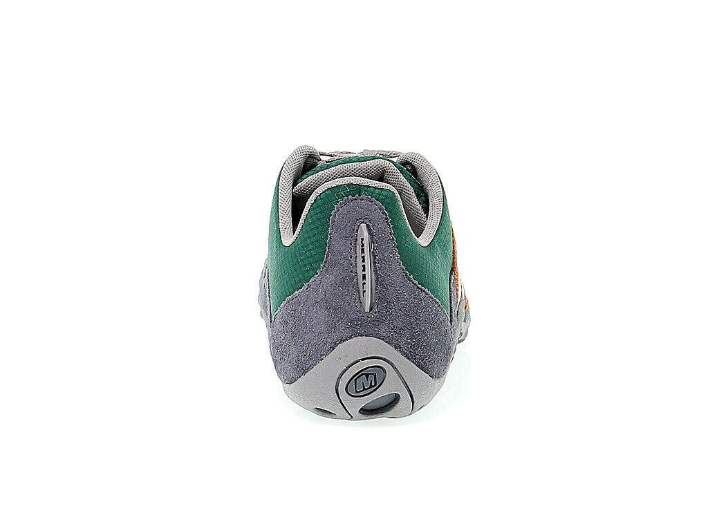 Baskets MERRELL 598167 en tissu vert - Chaussures Homme