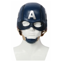 Captain America 3: Civil War Helmet Movie Cosplay Props for Adult image 2