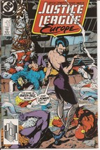 DC Justice League Europe #4 Queen Bee  Flash Metamorpho Action Adventure - $2.95