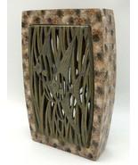 "Chrisdon Vase Resin Angel Fish Home Decor 12"" - $22.99"