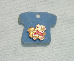 Vintage Hallmark Shirt Tales Pin - RUN Fox - $12.99