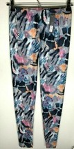 ShoSho Women's Stretchable Leggings W/Colorful Designs One Size - $8.53