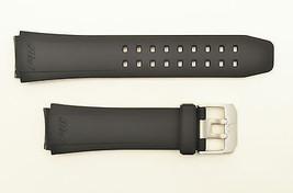 Luminox watch band 22mm Black rubber  strap series 9100 F16 Fighting Fal... - $69.95