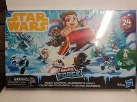 NEW! Micro-Force Star Wars Advent Calendar (24 figures/2018) - $33.65