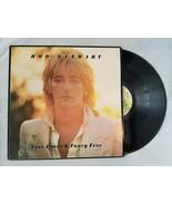 Rod Stewart Foot Loose & Fancy Free Vinyl Record Vintage 1977 WEA Warner... - $35.41