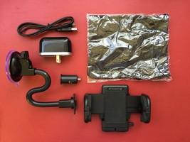 Bracketron Windshield Mount and charge kit universal - $14.24