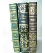 3 International Collector's Library Robinson Crusoe, Kim,The Portrait of... - $23.74