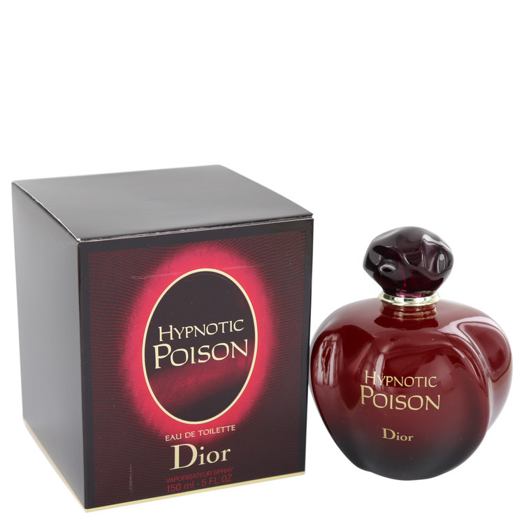 Christian Dior Hypnotic Poison Perfume 5.0 Oz Eau De Toilette Spray