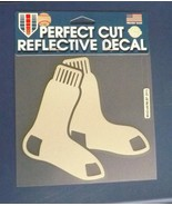 WinCraft Perfect Cut Reflective Boston Red Sox Car Decal - New - $5.99