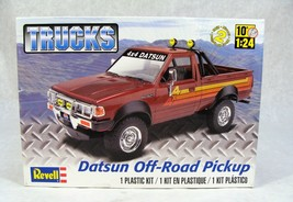 REVELL TRUCKS DATSUN OFF-ROAD PICKUP CAR MODEL KIT NEW! NISSAN - $24.74