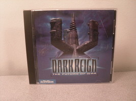 Dark Reign The Future of War PC Game CD with Case - $14.72