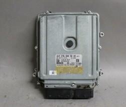 13 14 15 MERCEDES E350 GLK350 C350 ECU ECM ENGINE CONTROL BRIAIN BOX A27... - $126.21
