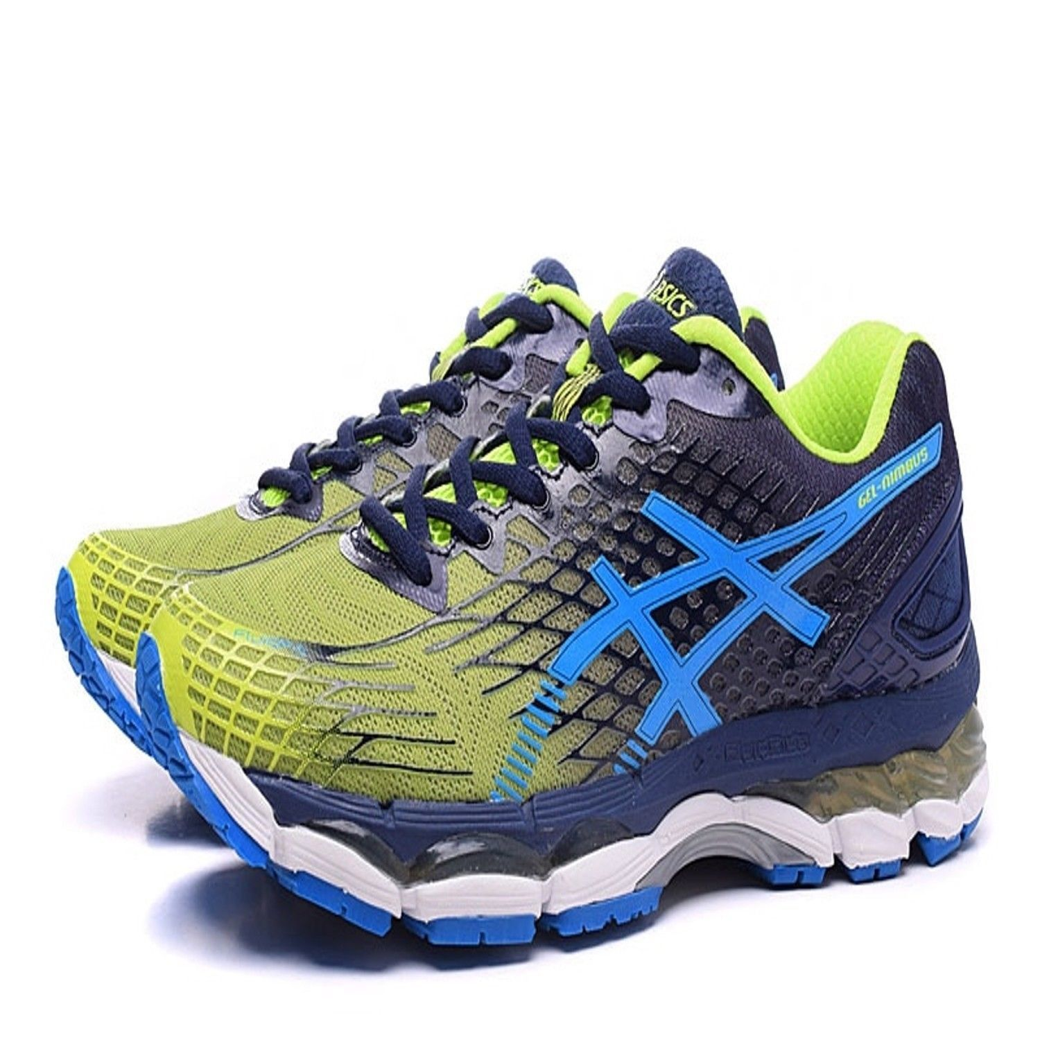 Men's ASICS GEL-KAYANO 17 Sneakers Sports PRO Running Shoes FREE SHIP WORLDWIDE