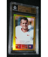 2014 Panini HOT ROOKIES DeReK CaRR OAKLAND RAIDERS BECKETT GoLD 1 of 10 ... - $102.85