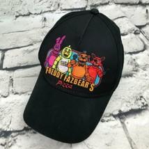Five Nights At Freddy's Freddy Fazbear's Pizza Boys OSFA Hat Adjustable ... - $14.84