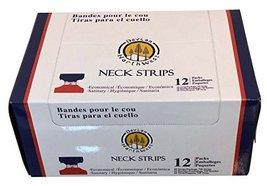 DevLon NorthWest Salon Neck Strips Paper 60 Strips Pack Of 12 NECK STRIPS image 12