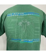 Vintage String Cheese Incident T Shirt Summer Tour 2002 Medium Band Tee ... - $49.99