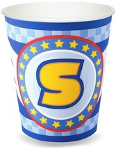 Sonic the Hedgehog 9 oz Paper Cups Birthday Party Supplies New - $6.44